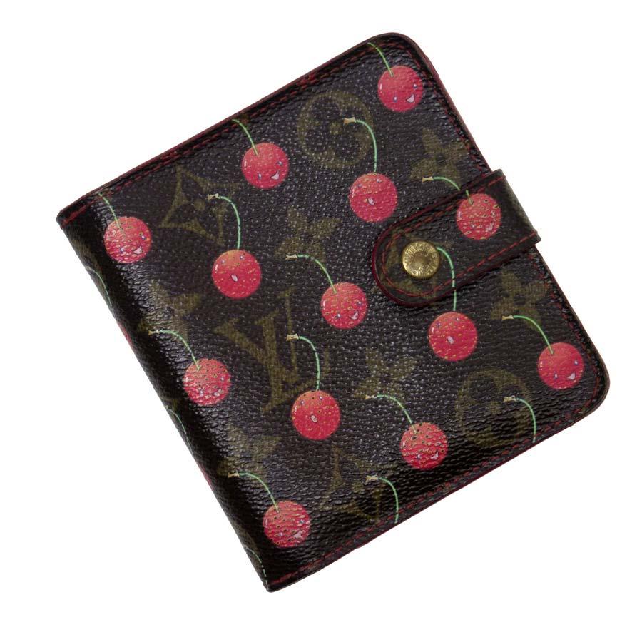 d4c1228396a9 Brandvalue Louis Vuitton Folio Wallet Monogram Cherry. Louis Vuitton Cherry  Blossom Monogram Canvas Papillon Bag Yoogi S Closet. Louis Vuitton Cherry  ...