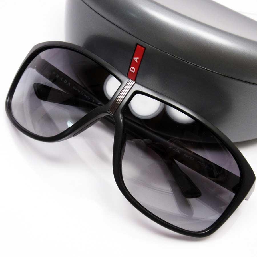 08d746ecb8 ... official brandvalue rakuten global market prada prada sunglasses 69 07  125 prada sports frame mat black