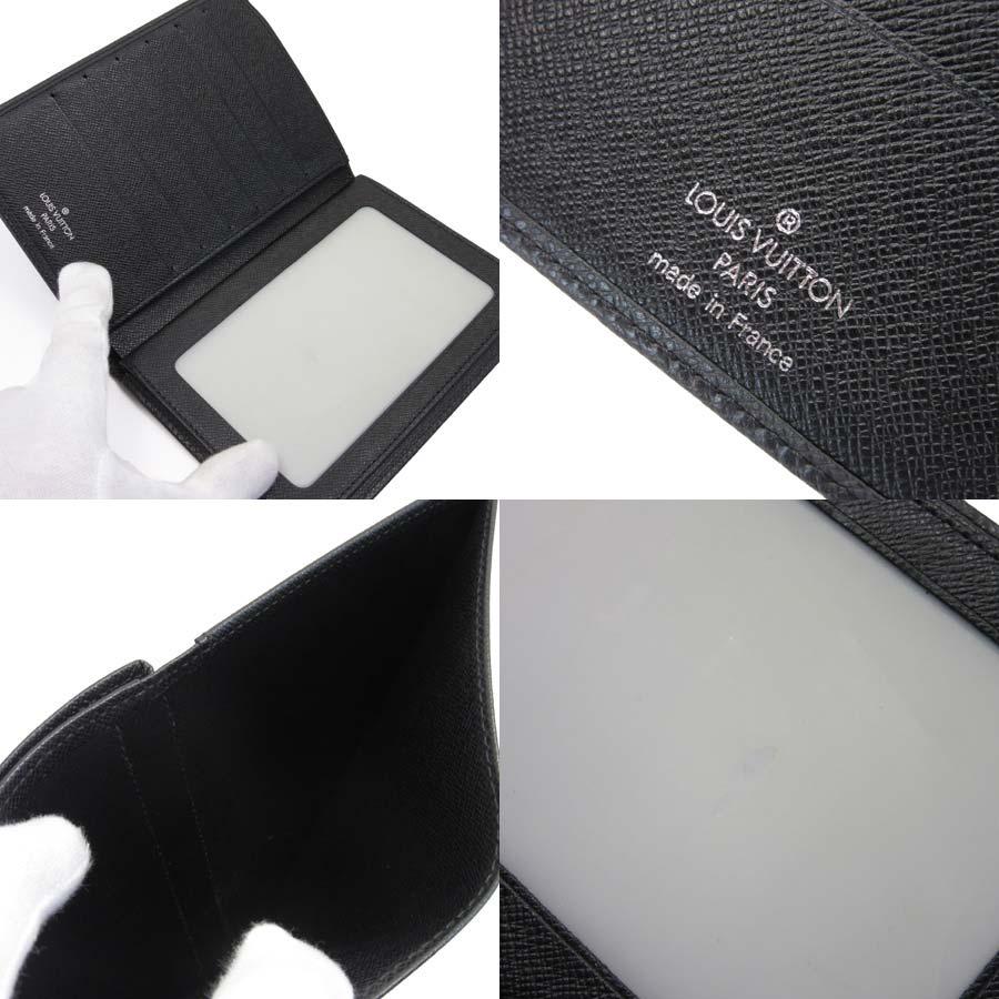 new product 2547b 61f4d ルイヴィトン Louis Vuitton 二つ折り札入れ カードケース タイガ アルドワーズ タイガレザー レディース メンズ 【中古】【定番人気】  - t12933|ブランドバリュー