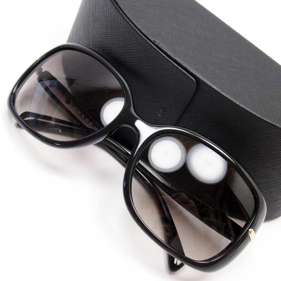 6d8ec1535db6 ... germany basic popularity used prada prada sunglasses 57 17 130 ladys mens  black x gold x ...