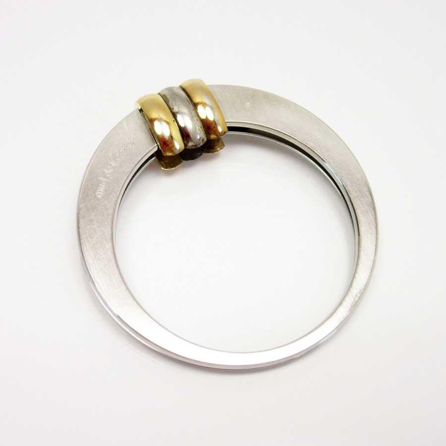 カルティエ Cartier マネークリップ シルバーxゴールド 金属素材 レディース メンズ 【中古】【定番人気】 - x2370