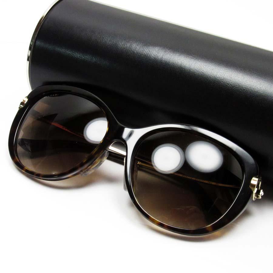 4e1eb6fba0  basic popularity   used  a Bulgari  BVLGARI  B-zero1 sunglasses (57 □ 17  140) lady s men s lens  Brown frame   temple  Tortoiseshell x gold SSx  plastic x ...