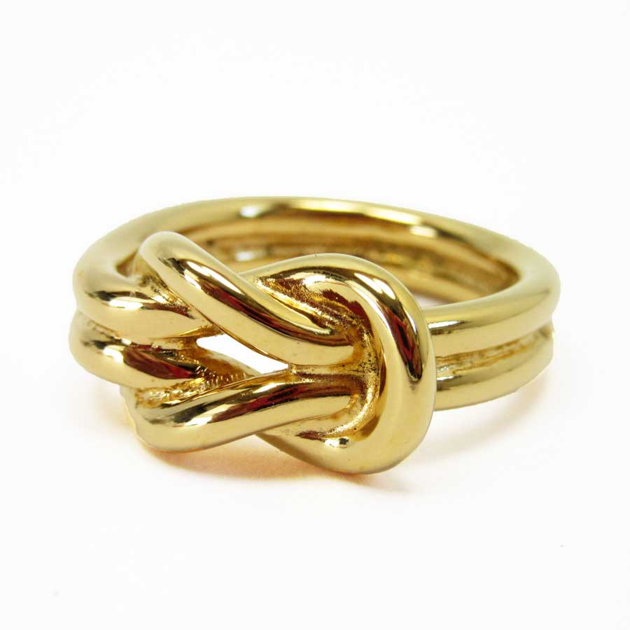 エルメス HERMES スカーフリング ヘラクリード ゴールド ゴールド 金属素材 レディース 【中古】【定番人気】 - t14647