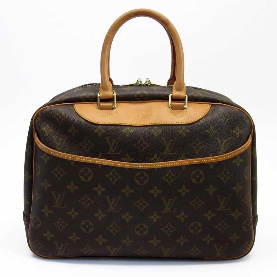 ルイヴィトン Louis Vuitton ハンドバッグ モノグラム トゥーヴィル モノグラムキャンバス レディース M42228 【中古】【定番人気】 - x2728