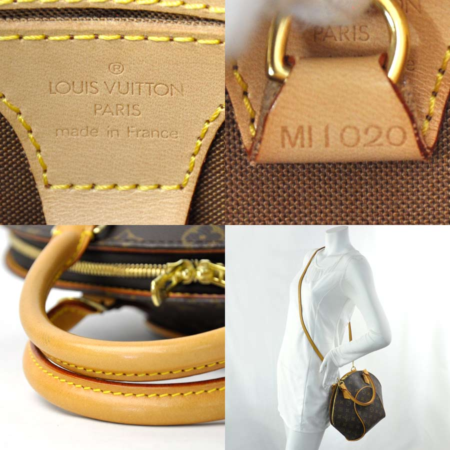 6beb6f2fe214 Louis Vuitton Louis Vuitton handbag shoulder bag 2Way bag monogram ellipse  PM ◇ monogram (brown system) monogram canvas ◇ constant seller popularity  ...