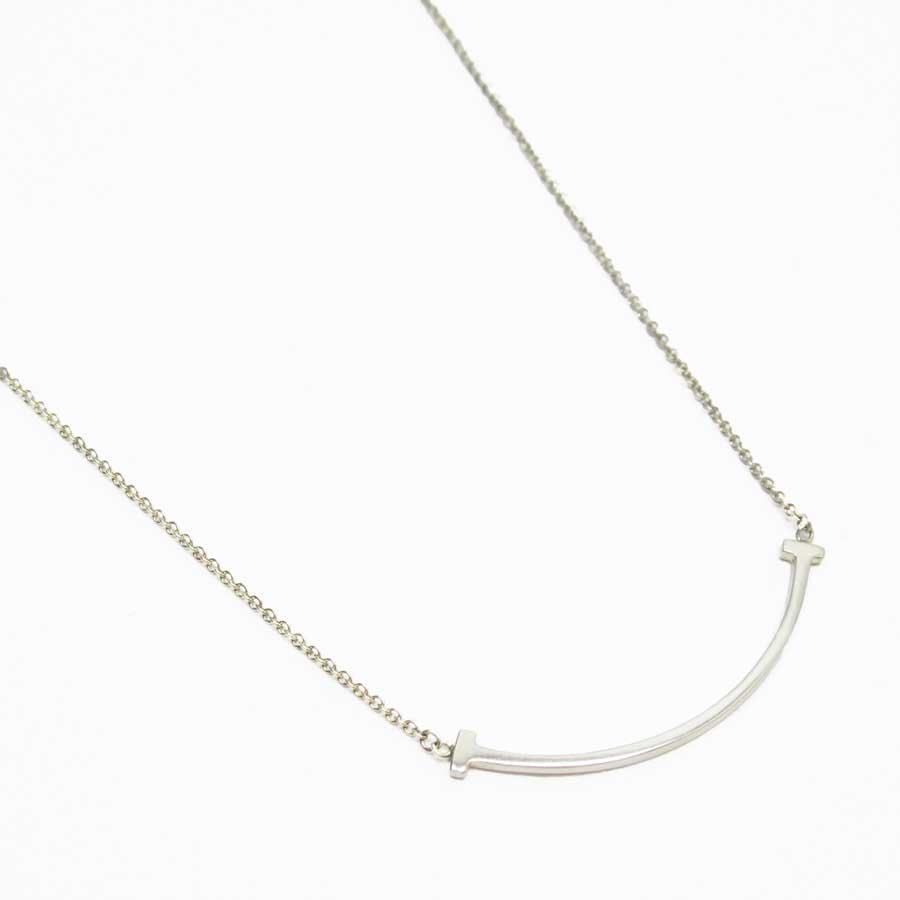 ティファニー Tiffany&Co. ネックレス シルバー 925 レディース 【中古】【定番人気】 - t16083e