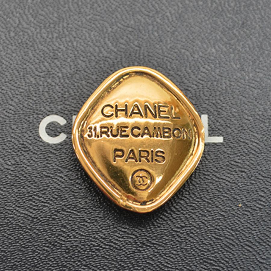 d5a1e26ac292f8 【定番人気】 【中古】シャネル【CHANEL】31 RUE CAMBON ブローチ ピンバッチ レディース メンズ ゴールド 金属素材