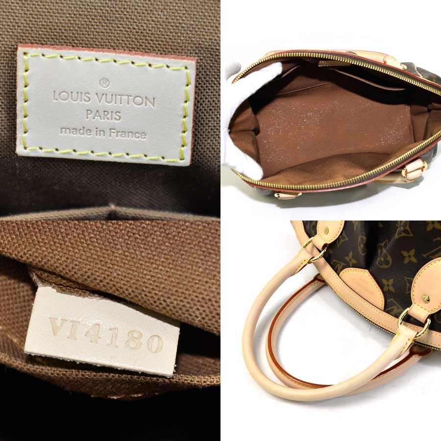 46c2029c4000  basic popularity   used  Louis Vuitton  Louis Vuitton  monogram Tivoli PM  handbag Lady s monogram (brown system) monogram canvas