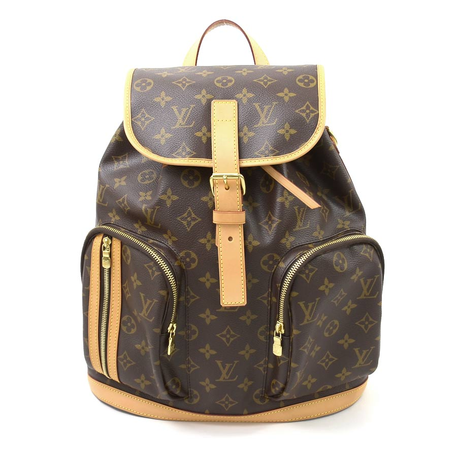 Beautiful Article It Is A Louis Vuitton Monogram Case De Boss Fall Rucksack Backpack Drawstring Purse Lady S Men