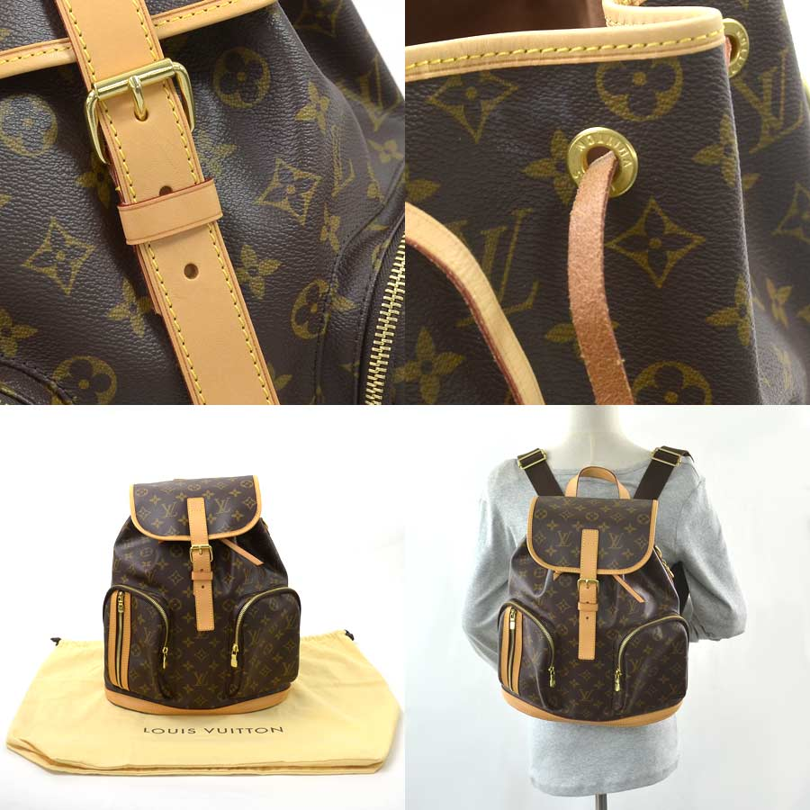 louis vuitton book bags for men. [beautiful article] it is a louis vuitton [louis vuitton] monogram case de boss fall rucksack backpack drawstring purse lady\u0027s men book bags for