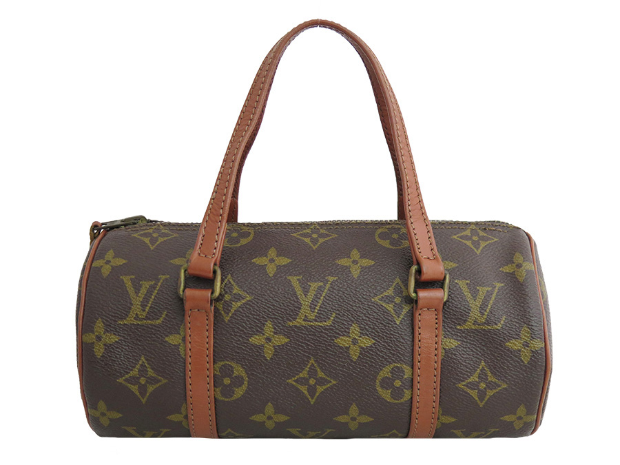 Louis Vuitton Bag Monogram Papillon 22 Old Model Mini