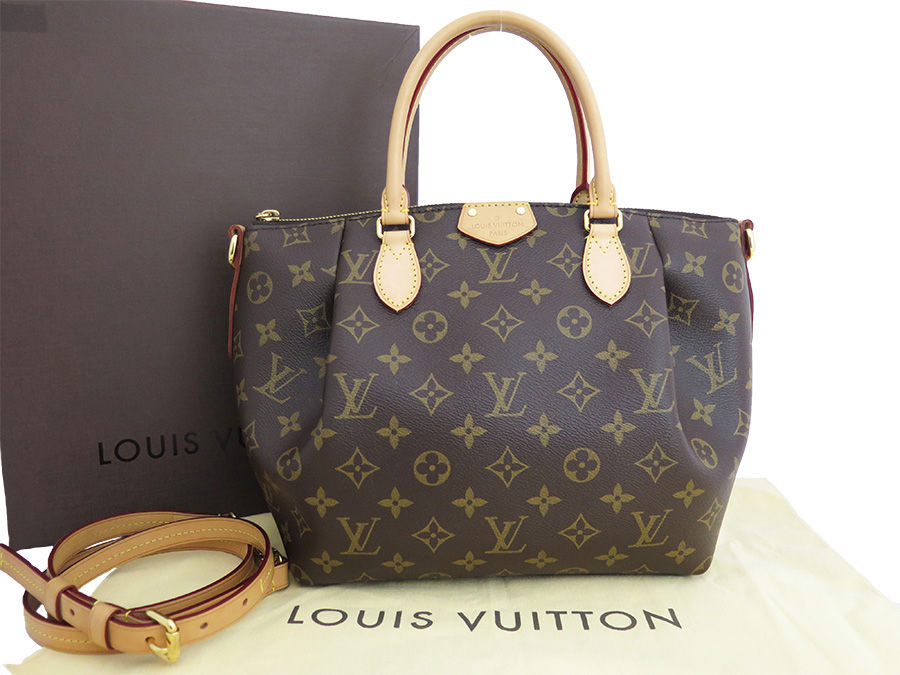 5865d5f4fa74 Louis Vuitton  Louis Vuitton  monogram Monogram 2Way バッグテュレン PM チュレン Turenne  PM Shoulder Bag bag handbag shoulder bag Lady s Brown Gold brown x ...