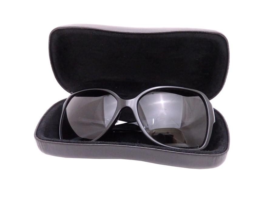 香奈尔CHANEL太阳眼镜这里标记黑色塑料女士5230-Q-A-e27778