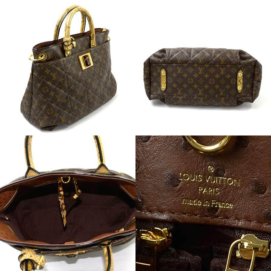 beautiful article  It is Louis Vuitton  Louis Vuitton  monogram Etoile  exotic Thoth GM handbag tote bag 2Way bag lady monogram (brown system)  monogram ... 621277e89d9b4