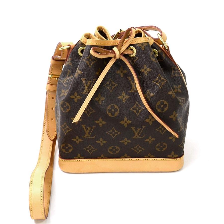 337ea312f8ab  basic popularity   used  Louis Vuitton  Louis Vuitton  monogram Noe BB  shoulder bag Lady s monogram brown monogram canvas