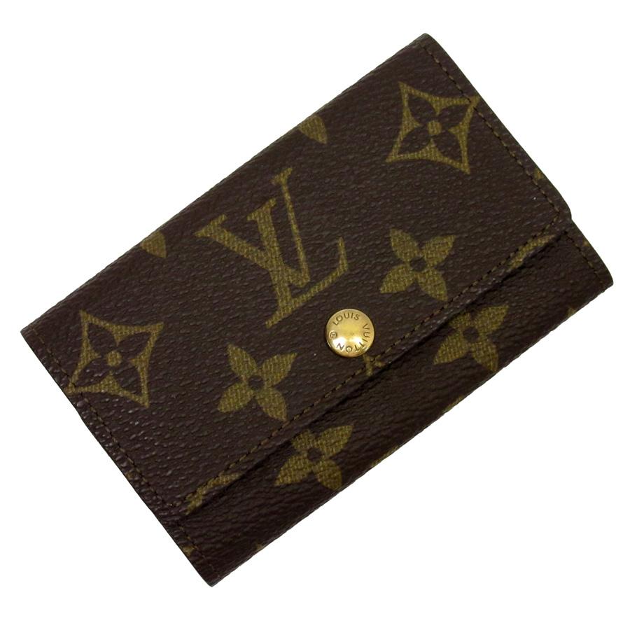 ファッションの ルイヴィトン Louis Vuitton 6連キーケース モノグラム ミュルティクレ6 モノグラムキャンバス レディース - メンズ モノグラム M62630 M62630【中古】【定番人気】 - 89452, 小平市:681b5c85 --- clftranspo.dominiotemporario.com