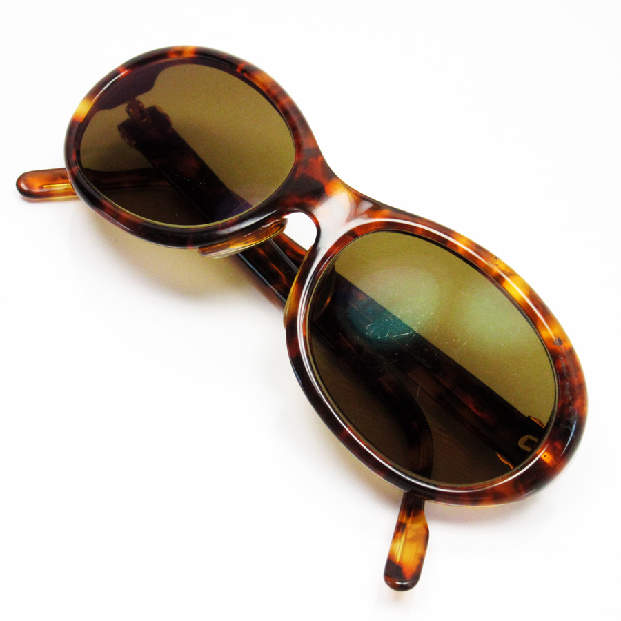 728a4dde73 Cartier Cartier sunglasses frame  A tortoiseshell lens  Brown plastic  Lady s -89
