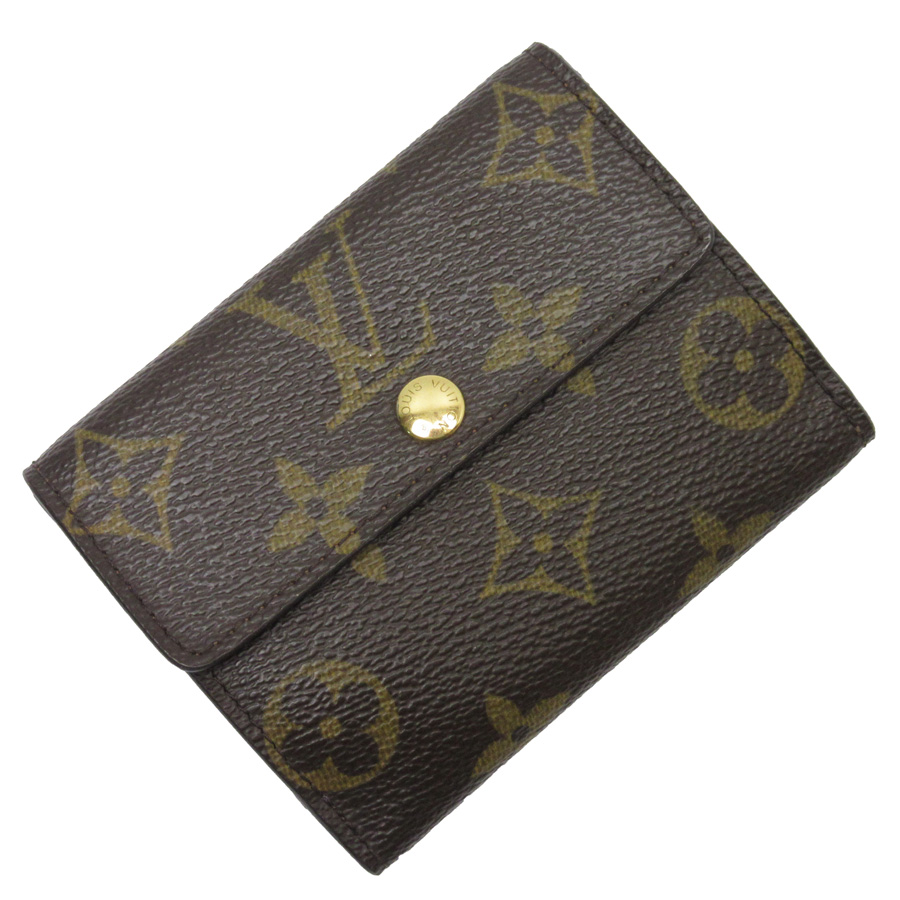 ルイヴィトン Louis Vuitton コインケース カードケース モノグラム ラドロー モノグラムキャンバス レディース メンズ M61927 【中古】【定番人気】 - a1450