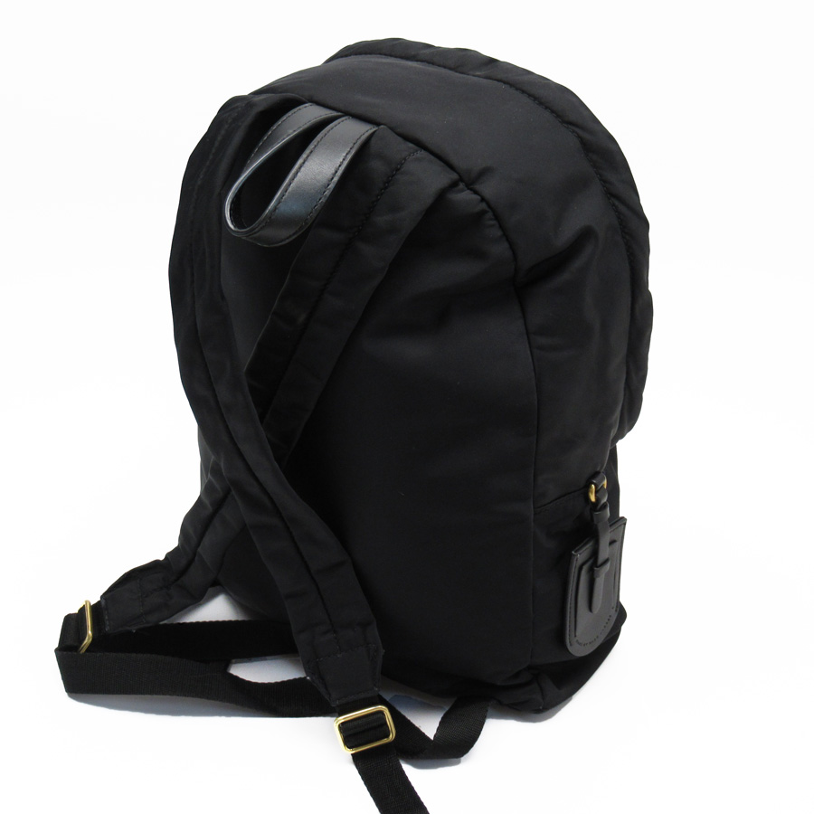 e77477ffc4 [basic popularity] [used] mark by mark Jacobs [MARC BY MARC JACOBS] rucksack  backpack Lady's black x gold nylon