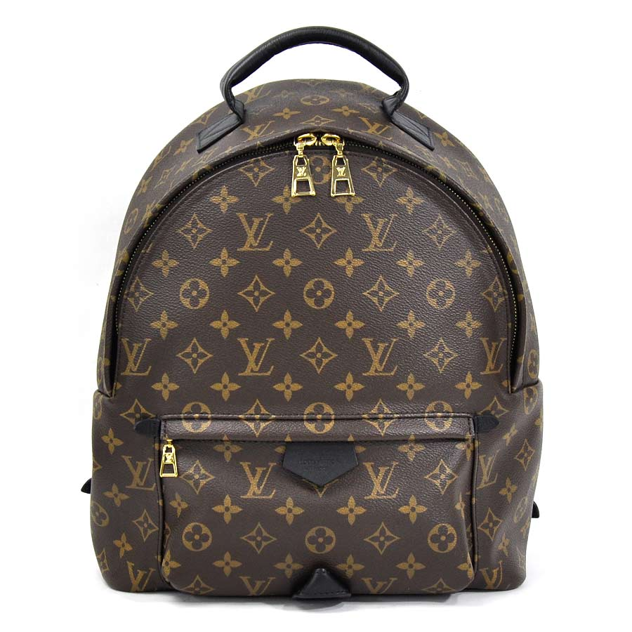 5594a17fe32a  beautiful article  It is a Louis Vuitton  Louis Vuitton  monogram Palm  Springs backpack MM rucksack Lady s men monogram (brown system) monogram  canvas ...