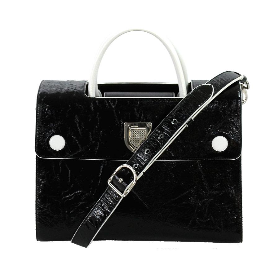 1560bd839e1f 96361 プレミアム特集 Dior ハンドバッグ ショルダーバッグ レザー ...