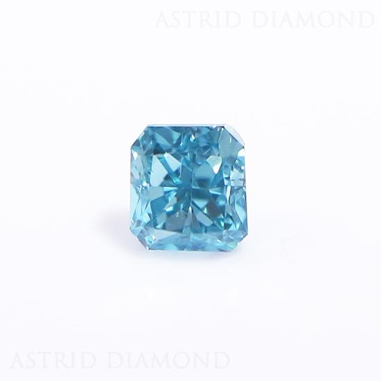 天然 ファンシービビッドグリーンブルーダイヤモンド ルース 0.027ct Fancy Vivid Green Blue VS2 CGLソーティング付き ※現在アストリッドダイヤモンドは、及びYahooのみに出店致しております。URLがrakutenまたはyahooかどうかご確認下さい。
