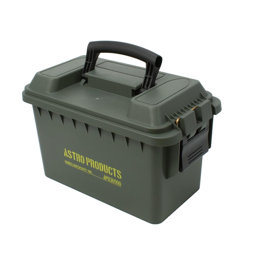 軽くて丈夫な弾薬ケース型の収納ボックス AP クリアランスsale 期間限定 プラスチックボックス M OD BX990 ミリタリーボックス ミリタリー箱 収納 ミリタリー 箱 アストロプロダクツ 弾薬箱 弾薬ケース 蓋付き インテリア 送料無料/新品 おしゃれ