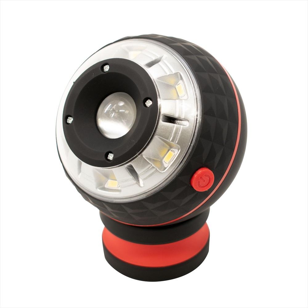 角度調整自由自在 ボールの形のライト AP SMD マグネティック ボールライト LED 照明 ワークライト 作業灯 マグネット 磁石 メンテナンス ボンネット 天井 整備 アストロプロダクツ 壁 角度調整 ガレージ ボール型 ボール 作業 在庫処分 安心の実績 高価 買取 強化中