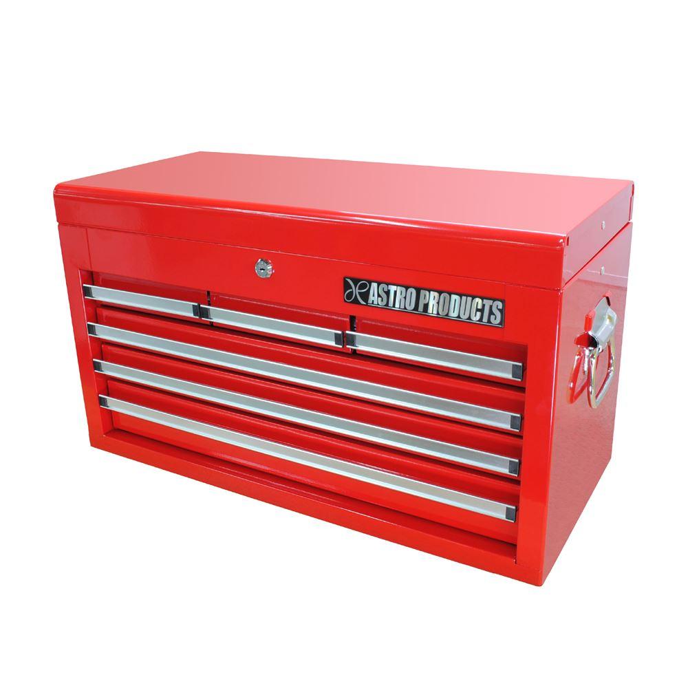 6段トップチェストにレッドが仲間入り 公式サイト AP トップチェスト6段 送料無料限定セール中 TC700 TOOL BOX 工具ケース アストロプロダクツ TOPチェスト 工具箱 道具箱
