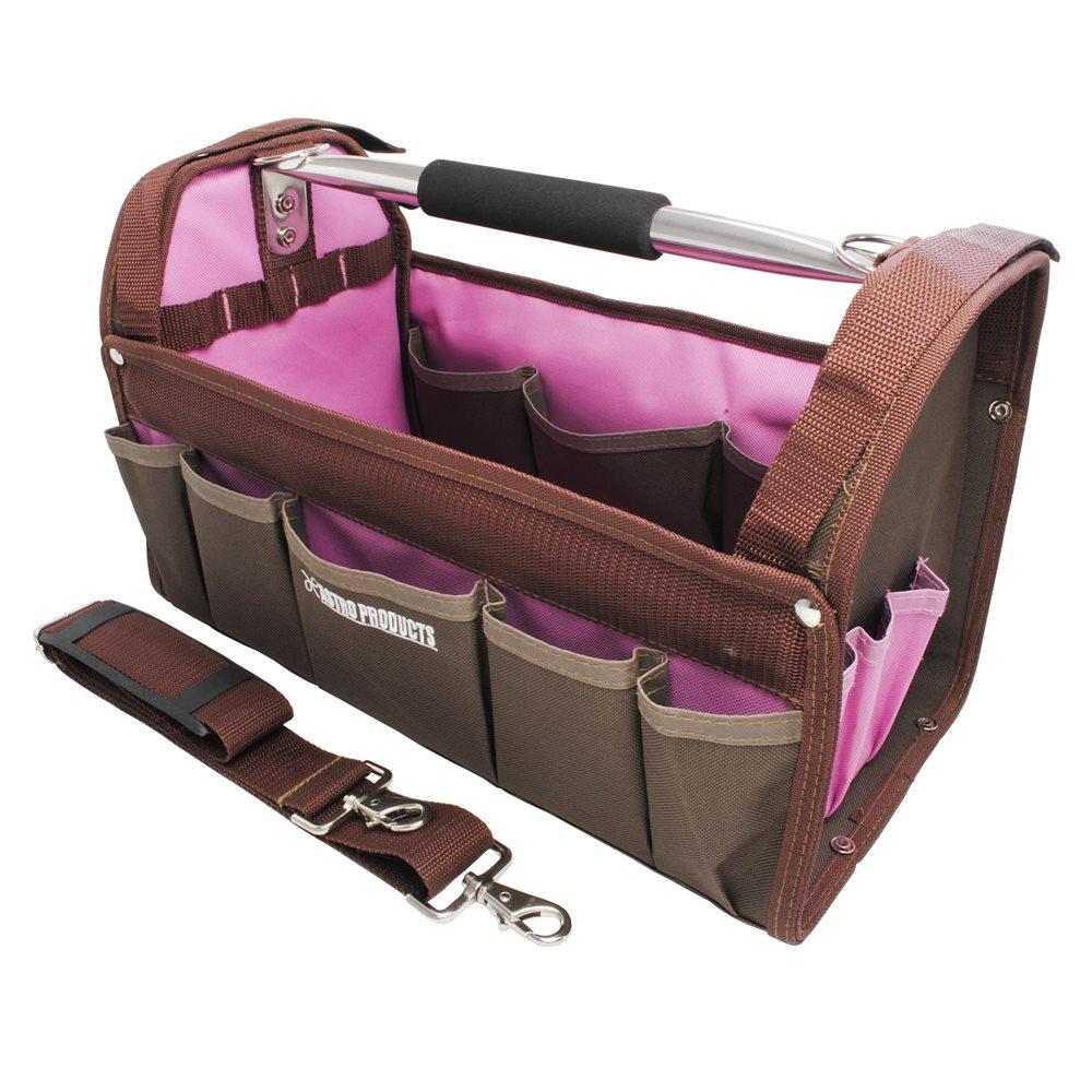 移動の多い作業に ツールトート メーカー公式ショップ AP ハンディツールトート ピンク 工具入れ 工具持ち出し 工具持ち運び アストロプロダクツ 絶品 道具ケース