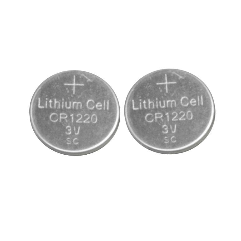 クリアランスsale!期間限定! 電池交換 予備バッテリー キーレス交換用に AP コイン形リチウム電池 CR1220 電池 2個組 蔵 アストロプロダクツ キーレス コイン乾電池