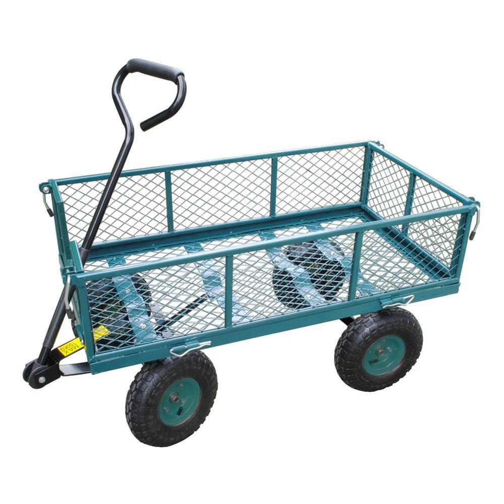 AP ガーデンカート 150Kg【園芸カート 台車 荷車】【ガーデニング 園芸 運搬】【アストロプロダクツ】