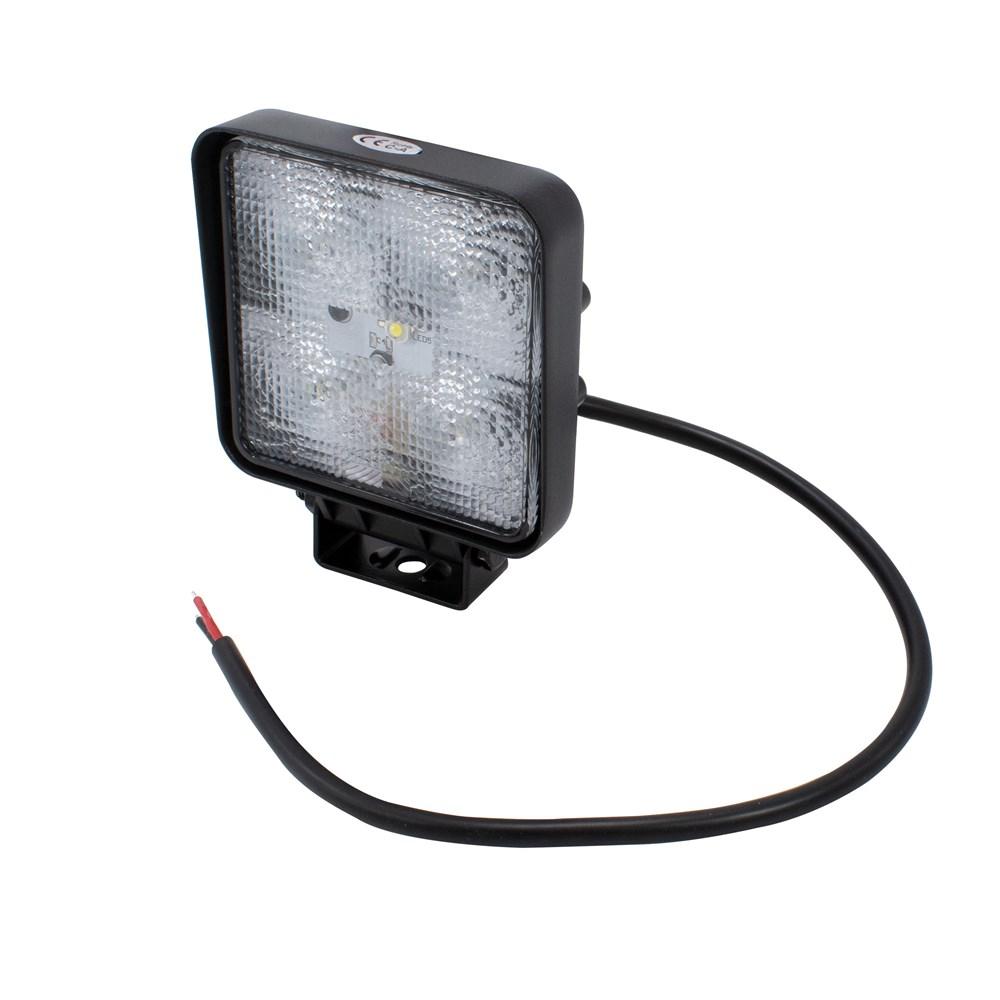 拡散ビームの角型LED 角型ワークライト デポー AP 15W LEDフラットビーム WL983 フォグライト FOGランプ アストロプロダクツ SMD 追加灯 LEDフォグ 低価格 作業灯