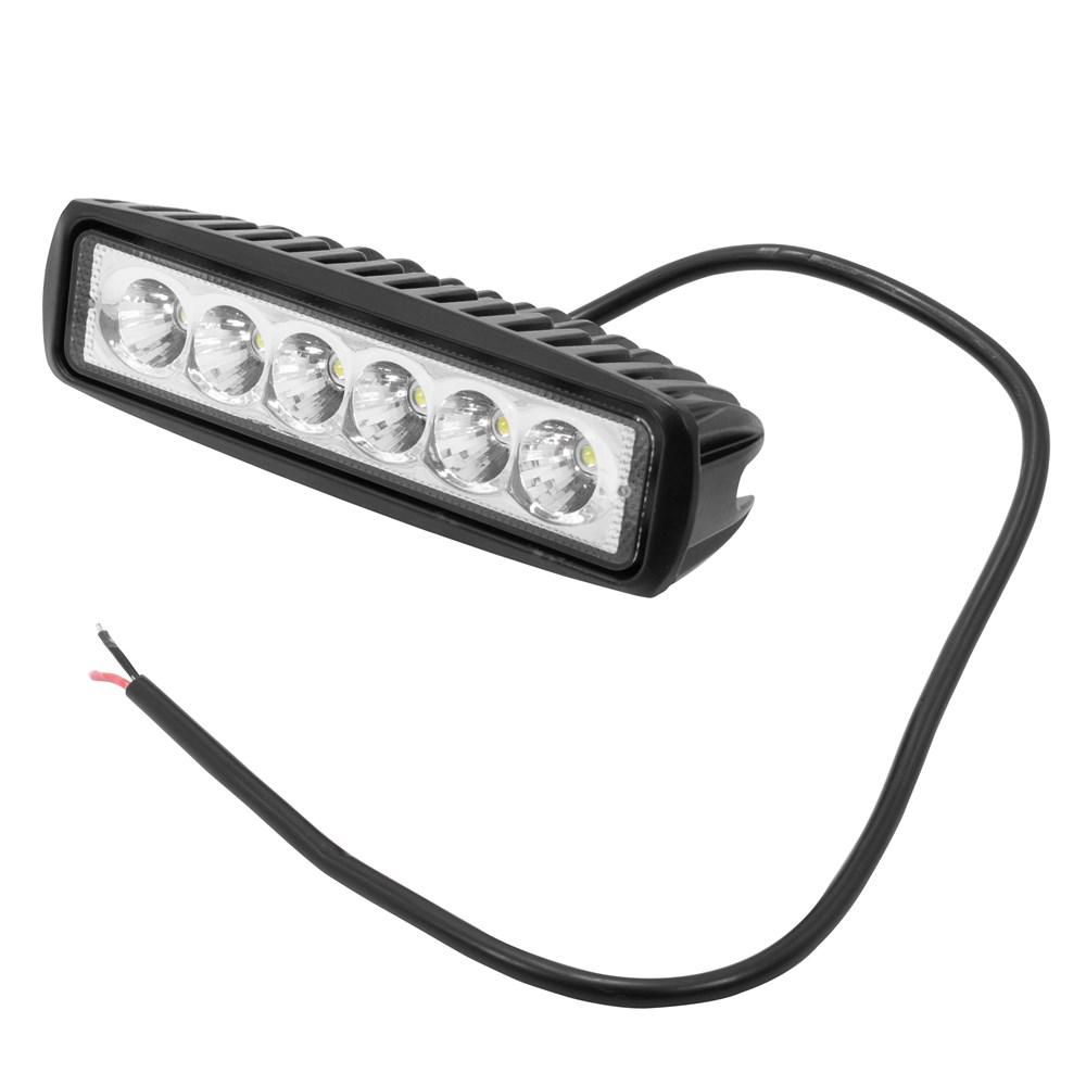 スリムで明るいワークライト AP 18W LEDスポットビーム ワークライト WL985 スポットライト フォグライト 追加灯 作業現場 防災 代引き不可 LED照明 LED 作業灯 照明 夜間 アストロプロダクツ LEDライト 激安通販
