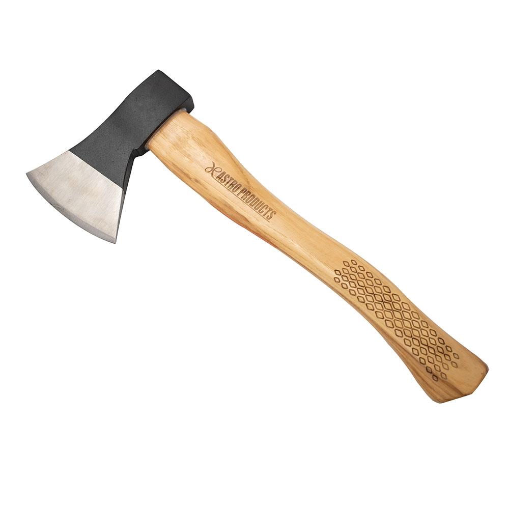 薪割り 伐採に 取り回しやすい木柄の手斧 AP 手斧 600g AX946 アストロプロダクツ アウトドア DIY 小型 斧 伐採 賜物 オノ 超特価