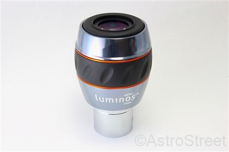 セレストロン Luminos 10mm 82°アイピース 31.7mm径