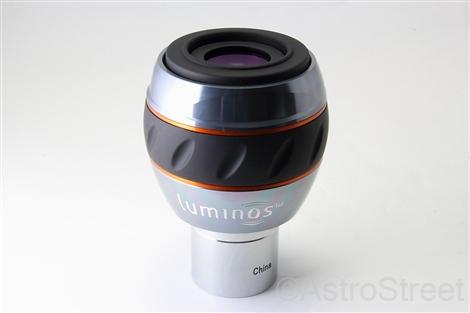 セレストロン Luminos 15mm 82°アイピース 31.7mm径