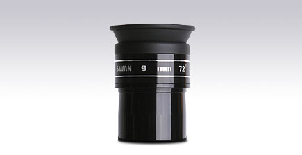 WilliamOptics SWAN 72度アイピース 9mm 1.25インチ(31.7mm)径