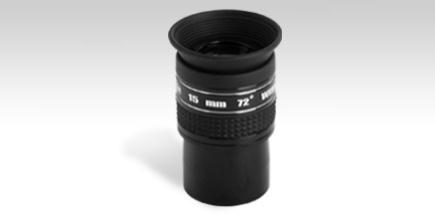 WilliamOptics SWAN 72度アイピース 15mm 1.25インチ(31.7mm)径