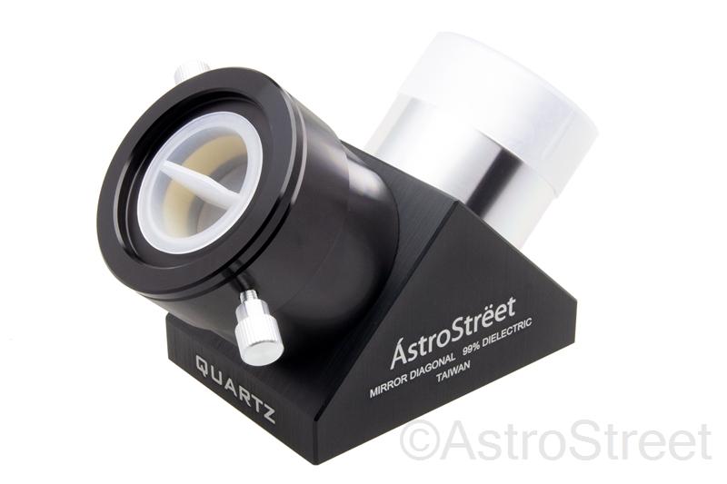 AstroStreet GSO 90° Quartz仕様 ディエレクトリック天頂ミラー 2インチ(50.8mm)径 反射率99% 台湾製 [国内正規品]