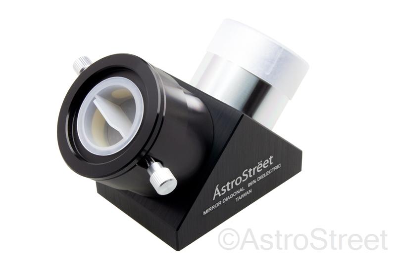 AstroStreet GSO 90° ディエレクトリック天頂ミラー 2インチ(50.8mm)径 反射率99% 台湾製 [国内正規品]