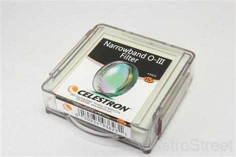 Celestron OIIIフィルター 31.7mm 光害カット ネビュラフィルター