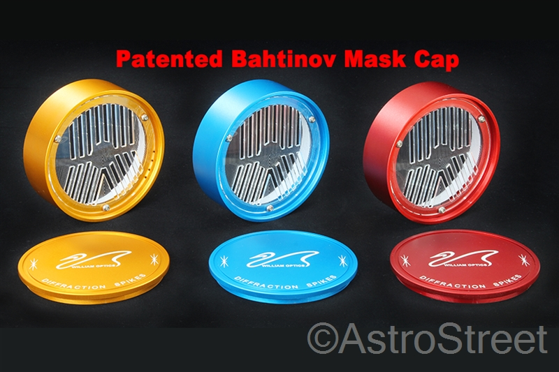 WilliamOptics 新設計 バーティノフマスク フォーカシングマスク WO70シリーズ鏡筒用