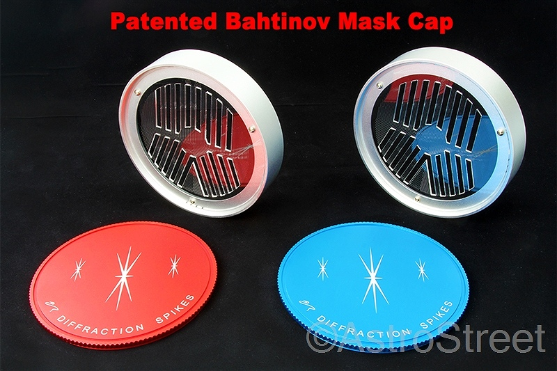 WilliamOptics 新設計 バーティノフマスク フォーカシングマスク タカハシFSQ106用