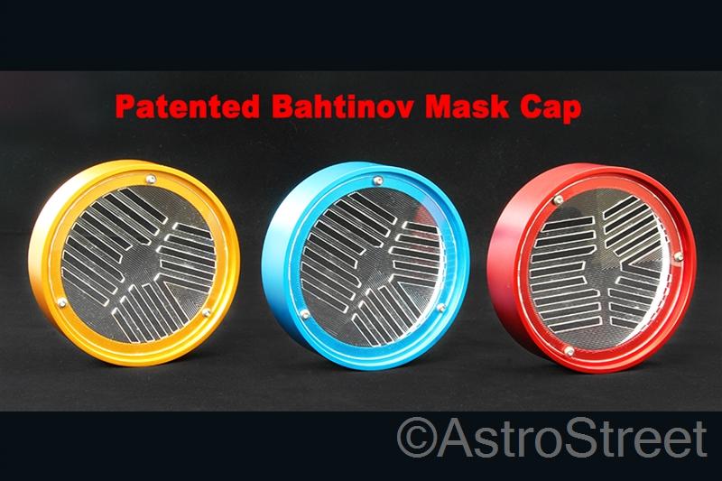WilliamOptics 新設計 バーティノフマスク フォーカシングマスク WO102&103シリーズ鏡筒用