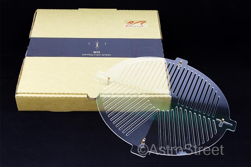 WilliamOptics新設計 バーティノフマスク フォーカシングマスク 対応径 243-308mm