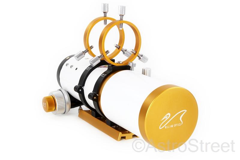 WilliamOptics New WOStar71 II f4.9 4枚玉イメージングAPO屈折鏡筒 FPL53