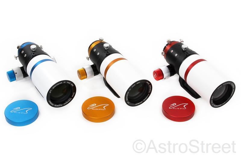WilliamOptics Z61 ZenithStar APO屈折鏡筒 FPL53