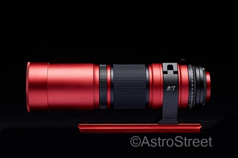 WilliamOptics RedCat51 ペッツバール式4枚玉 屈折鏡筒