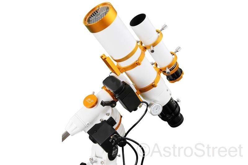 WilliamOptics WO-EQ35Pro赤道儀 & Z73鏡筒 パッケージ